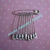 55mm Silver Color Steel Safety Pin for Garment Using (SPST4#)