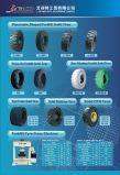 China Solid Tire Solid Tyre 10-16.5 12-16.5 Bobcat Skidsteer Loader Tire