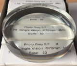1.56 Photochromic Grey Semi Finished Lens