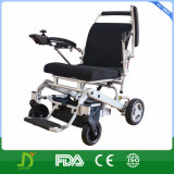 Lightweight Folding 4 Wheel Drive Magnesium Alloy Power Electric Lithium Battery Wheelchair