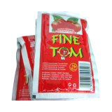 Flat and Standing Sachet Tomato Paste of 70g