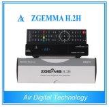 Zgemma H. 2h Enigm2 Linux HD DVB-S2+T2/C Combo Digital Receiver