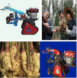 Ginger Carrot Harvester Ginger Reap Cultivation Machine (WS10HP)