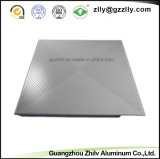 Factory Clip in Perforated Acoustical Metal Aluminum Ceiling Tile with ISO 9001
