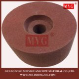 "8""X3"" Non Woven Polishing Wheel with Special Hole"