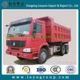 New HOWO 10 Wheel Capacity Dump Truck for Sale
