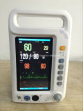 "7"" Vital Signs Patient Monitor Ce Marked Sun-501K"
