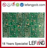 Double-Sided Communication Instrument PCB Circuit Fabrication