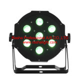 Rasha China Factory Stage Light 7*10W 4in1 RGBA/RGBW LED PAR Light Disco DMX LED Megar PAR38 Can