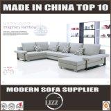 Comfortable High Quality U Shape Fabric Sofa