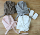 Promotional Hotel / Home Cotton Terry / Velvet Bathrobe / Pajama / Nightwear