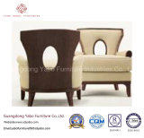New Five Star Hotel Furniture with Solid Wood Armchair (FC-01)