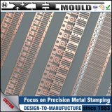 OEM Custom Precision Metal Stamping Lead Frame with Etching Process