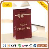 Diamonds Gem Chain Bracelet High-Grade Coated Red Paper Bag