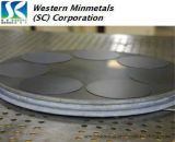"125mm 5"" MCZ Single Crystal Silicon Wafer at Western Minmetals"