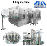 Automatic Pet Plastic Bottled Pure Minerall Water Filling Machine