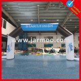 Outdoor Angle Typed Inflatable Advertising Arch