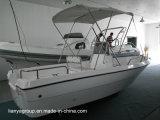 Liya 5.0m Boats Fiberglass Fishing with Motor Panga Boat Hulls