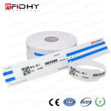 Disposable Paper RFID Wristband for Hospital Baby Management
