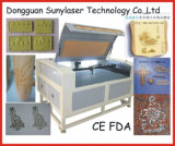 Newest 80W Paper/Card Laser Cutting Machine with CE FDA 1300*900mm Distributors Wanted