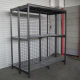 Australia Style Double Supermarket Steel Zinc Wire Shelf