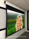 2.35: 1 Electric Tab Tensioned Projector Screen, Cinema Projection Screen