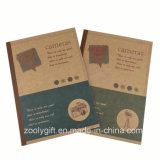 Quality Printing A4 / A5 Recycled Natural Kraft Notebooks