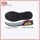 Anti-Skidding Fashion Style Sports Outsole for Outdoors Shoes
