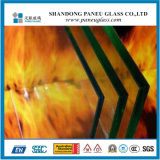 Fire Resistant Glass with Clear Laminated Glass