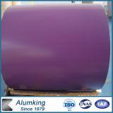 Colour Coated Aluminium Coil with PVDF Coating