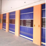 Israel Rapid Automatic Roller up Door with Blue Color (HF-1049)