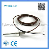 Wrjk-045 Small Flange Fixed J Type Temperature Sensor