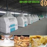 European Standard of 5t-500t/24h Per Day Wheat Flour Milling Machine