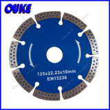 Diamond Segmented Saw Blade for Cutting Granite