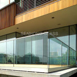 Frameless Toughened Tempered Glass Balustrade