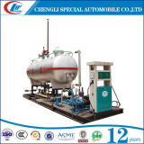 5mt 10cbm LPG Gas Filling Mounted Station for Sale