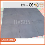 Vulcanized for Added Strength and Durability Floor Protection Mat for Gym Area Crosfit Area