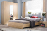 Modern Simple Style Bedroom Furniture Sets (HF-EY080410)