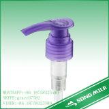 28/410 Surperb Quality PP Purple Lotion Pump for Shampoo