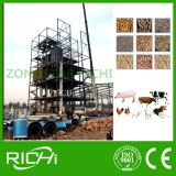 3-4t/H Factory Supplier Animal Pellet Feed Plant, Animal Feed Processing Plant
