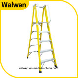 A shape ladder & work platform