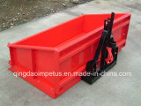 Tractor Implements Ce Approved Transport Box