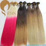 Best Quality Ombre Virgin Human Hair U Tip Hair Extension
