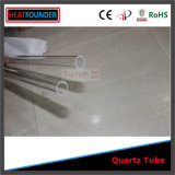 Customized Polished Quartz Tube
