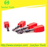 Factory Outlet Tungsten Steel Solid Carbide Flat End Mill Cutter