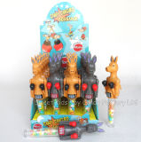 Kangaroo Boxer Toy with Candy Toy Manufacturer (71013)