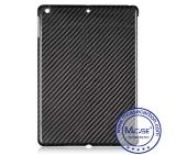 High Quality 3k Twill Wave Carbon Fiber Back Case Cover for iPad Air 1