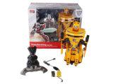 1: 14 RC Transform Car RC Robot Toy Car (H3386102)