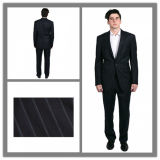 Custom Made Italian Style Fashion Striped Suit for Men