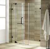 Frameless Design Simple Shower Door for Shower Room